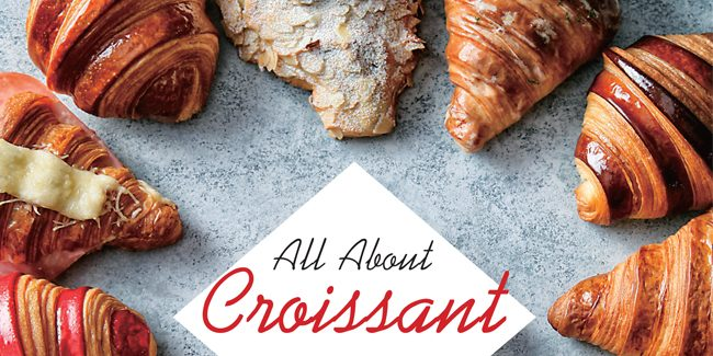 A deep dive into the croissant in Jean-Marie Lanio and Jérémy Ballester's latest book