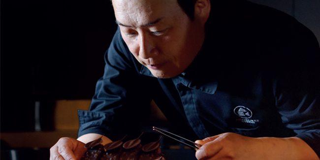 Akihiro kakimoto, a combination to wow the world
