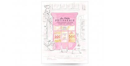 Ma petite patisserie book cover