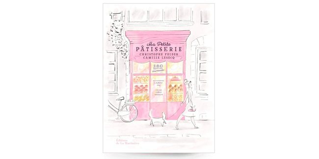 Over 100 recipes for French treats in 'Ma Petite Patisserie' book