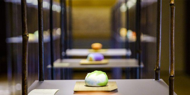 Kyoto's traditional confectionery, from museum to home