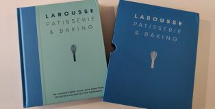 Larousse pastry and baking book cover