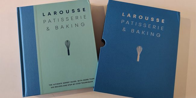 Larousse launches a complete patisserie and baking guide with more than 200 recipes