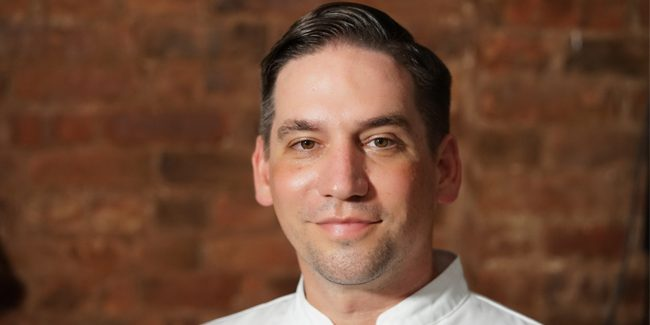 Sean Considine: 'My desserts are modern, elegant, and simple. I feel like less is more'