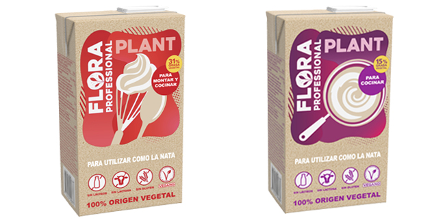 Upfield Professional launches a 100% vegan cream for pastry chefs