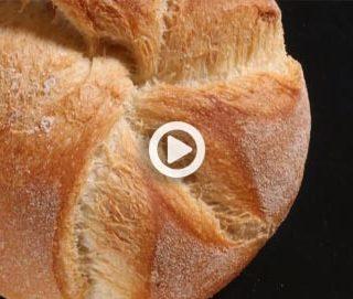 Kaiser rolls, the original hand-marked vienna bread rolls. True bread videos (2 of 6)