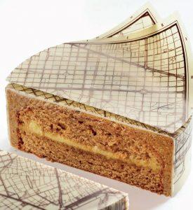 Souvenir cake by Enric Monzonís