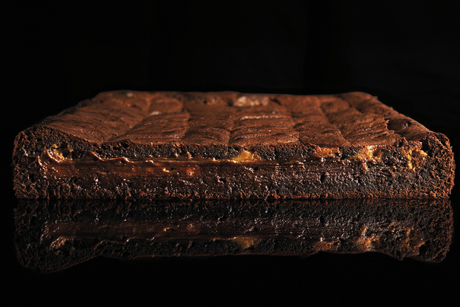 Chocolate and dulce de leche cake by Luciano Garcia