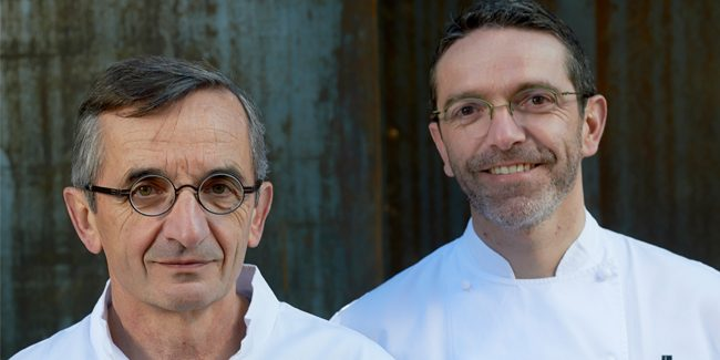 Coulant by Michel Bras: 'No one will ever be able to take away from me the emotion after the first successful cooking tests'
