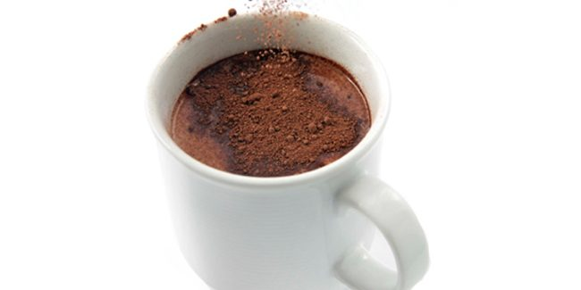 Natural cocoa improves mental performance in young people
