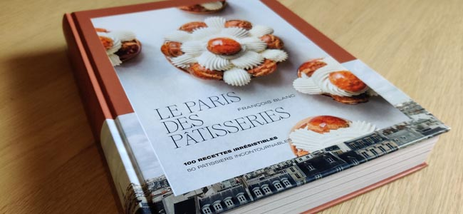 The 50 best Parisian pastry shops, together in a book