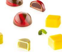 Different chocado molds