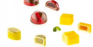 Different chocado molds
