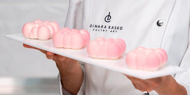 Dinara Kasko reveals the keys to her Mini Cloud Cakes in a free online webinar