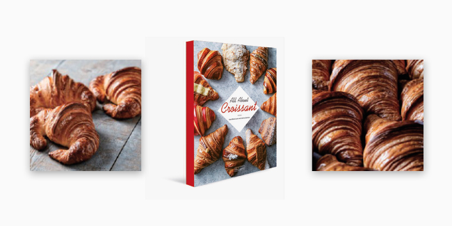 all about croissants book cover