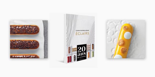 ëclairs 20 ans de création book cover