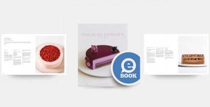 30 chocolate entremets by Maja Vase
