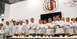 Contestants of the Panettone World Championship