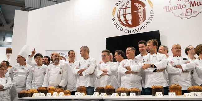 The selection of the Italian and international teams for the II Panettone World Championship begins
