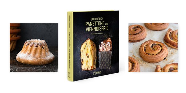 'Panettone and Viennoiserie', a complete treatise on fermented sweet dough