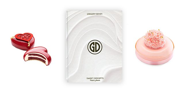 Sweet Concepts, Gregory Doyen's first book
