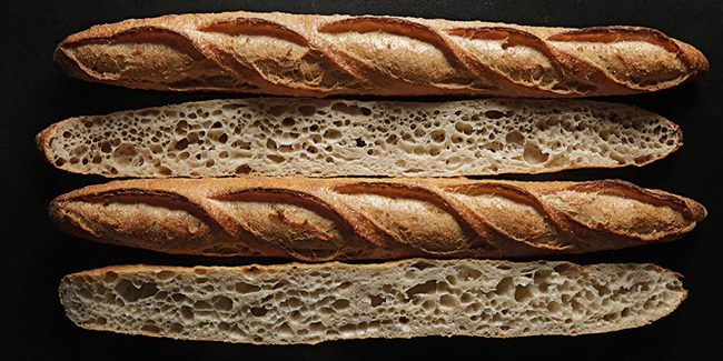 The baguette, France's candidate to be a UNESCO intangible heritage