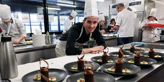 The Championnat de France du Dessert 2021 promotes eco-responsibility