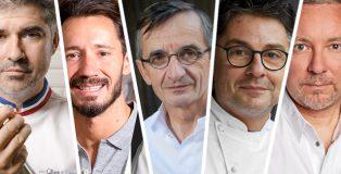 Ryon, Grolet, Bras, Balaguer and Adrià