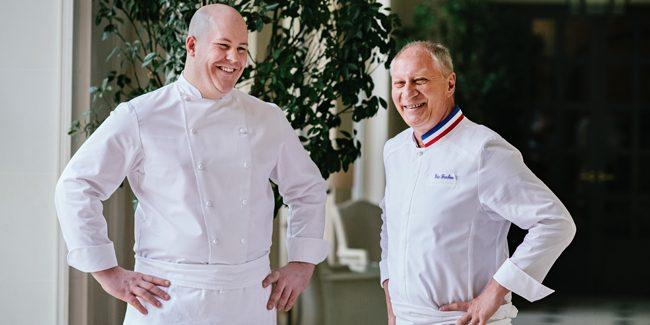 Le Bristol Paris incorporates Pascal Hainigue as new head pastry chef