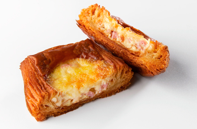 Quiche with Gruyère