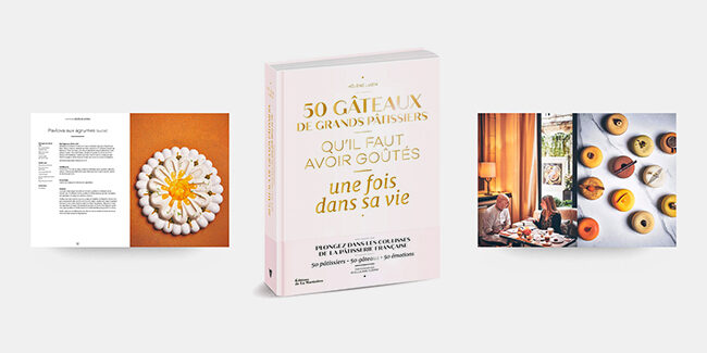 A journey through 50 great French 'gateaux', gathered in a single book
