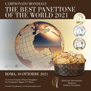 Best panettone of the world poster