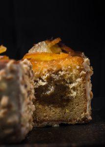 Lemon cake by Carles Codina