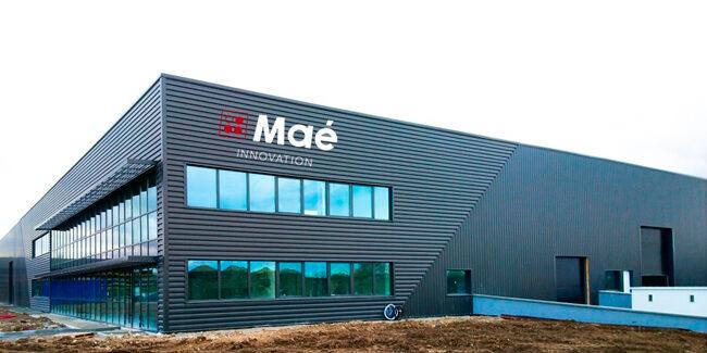 Maé Innovation renews facilities, logo, and organization