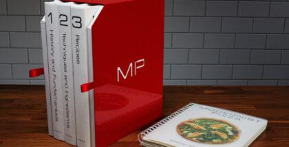 Modernist Pizza book