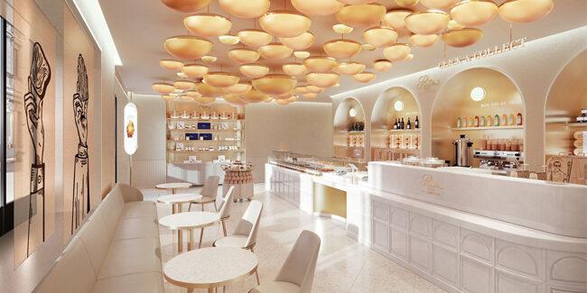 Ritz Paris Le Comptoir, François Perret's new gourmet boutique