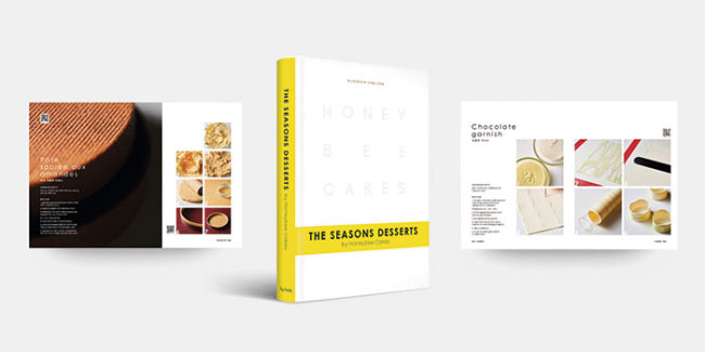 The season desserts by Eun Jung Cho
