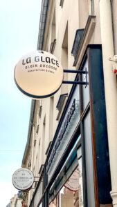 La Glace by Ducasse exterior view