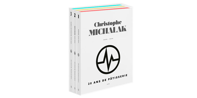 Christophe Michalak looks back at two decades of trade with a triple volume