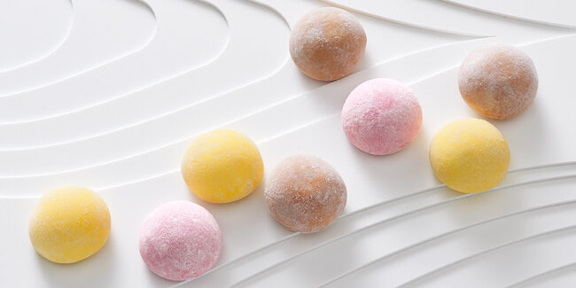 Pierre Hermé turns his gaze to Japan with a collection of new mochis, macarons, and cakes