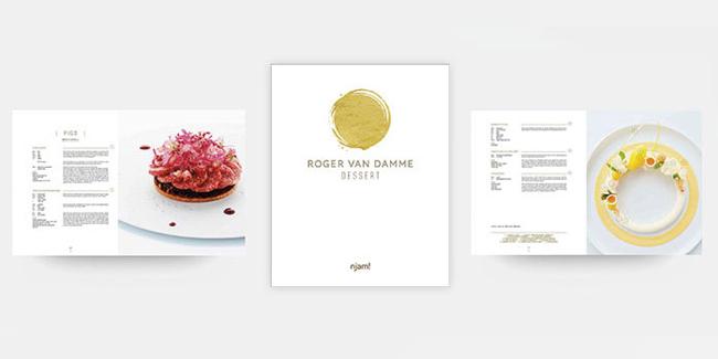 Dessert by Roger van Damme