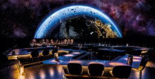 Alchemist restaurant interior view