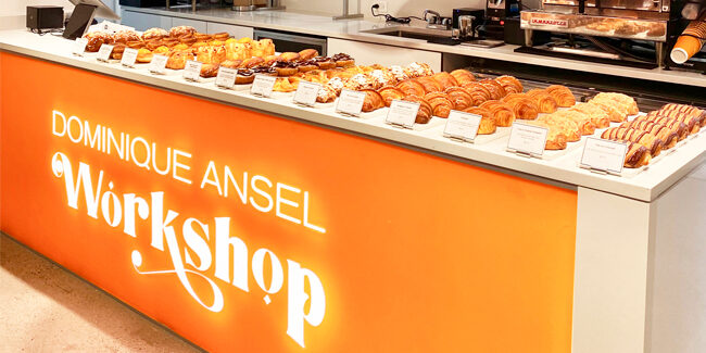 Dominque Ansel opens a French viennoiserie counter in his NYC Pastry kitchens
