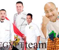 Egitian team