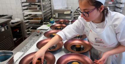 Participant in the last edition of the Championnat de France du dessert