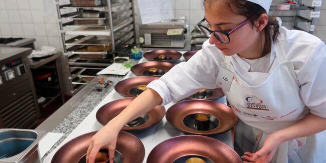 Sixteen professional and junior contenders for the Championnat de France du Dessert