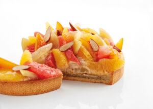 Citrus tart by Miquel Guarro