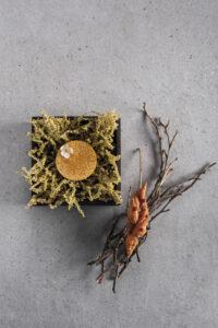 'Csöröge', blackcurrant branch ice cream