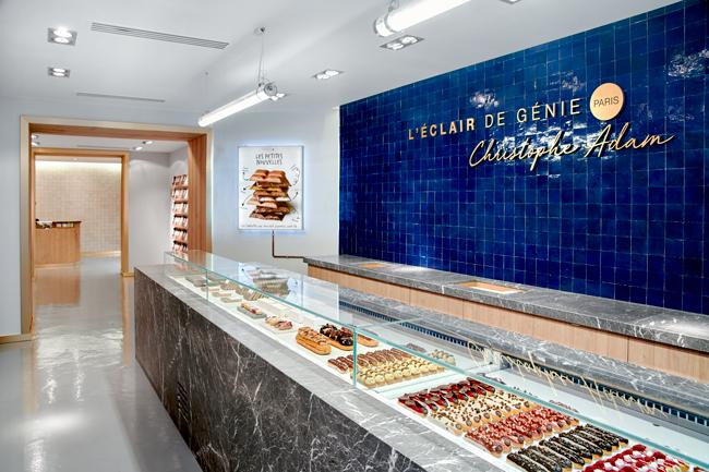 Christophe Adam's shop