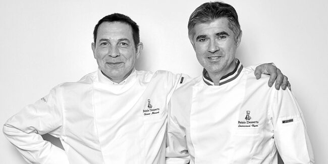 Relais Desserts incorporates Emmanuel Ryon and Eric Ortuño among its new members